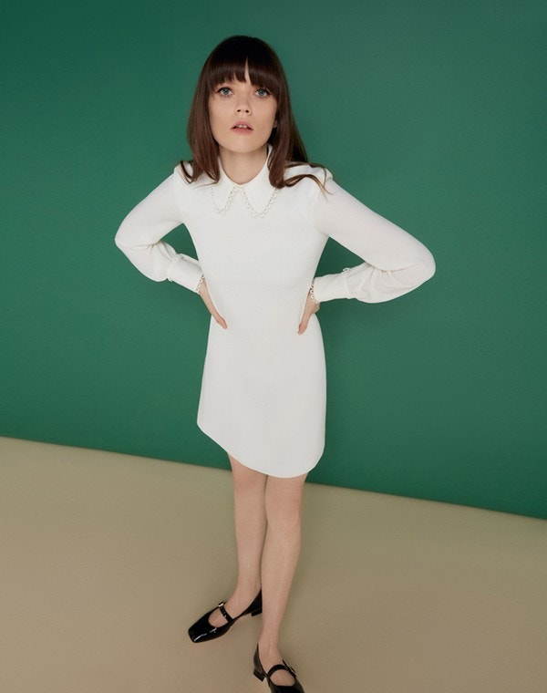 Marnie Dress Cream