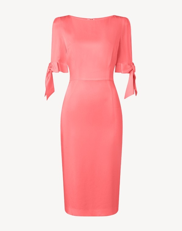 Marquise Cady Dress Sunset