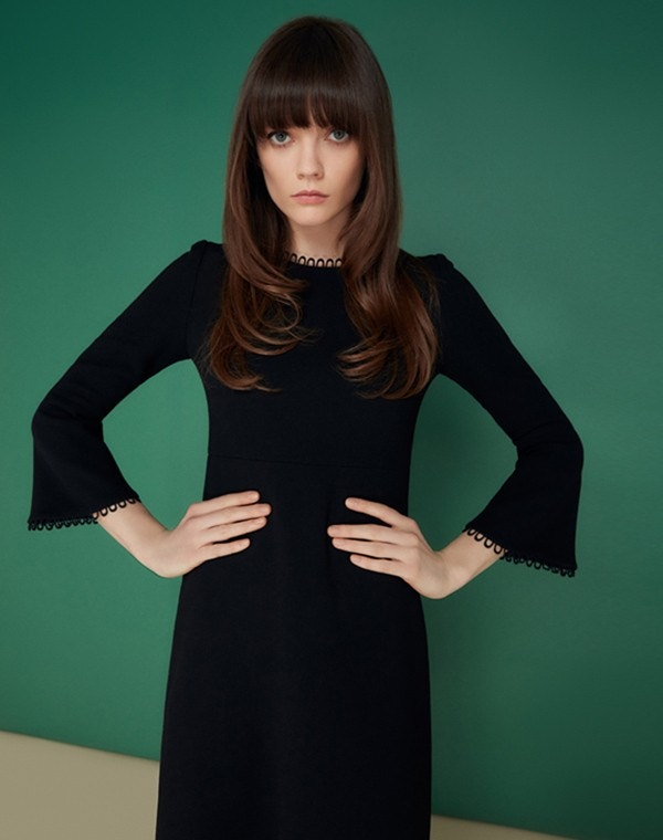 Melissa Dress Black