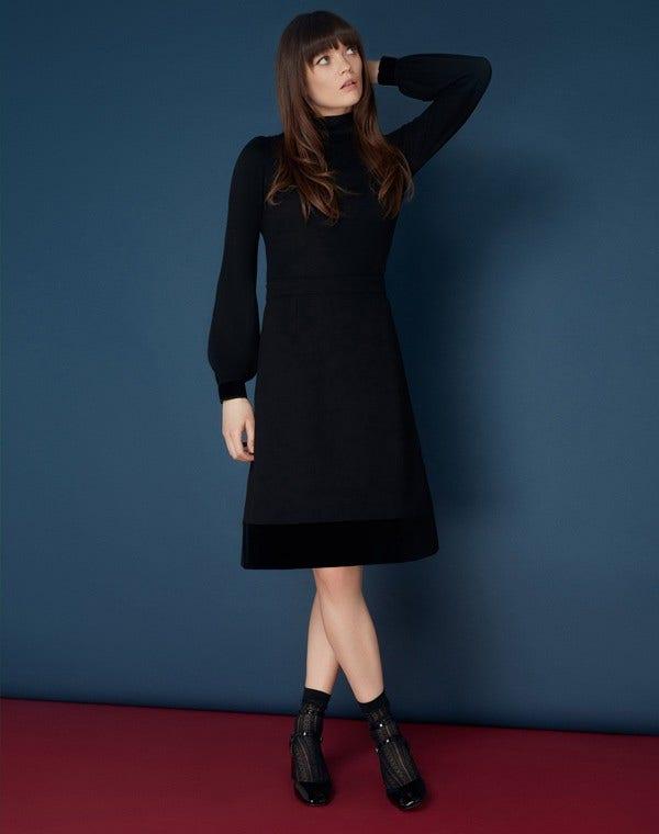 Mia Skirt Black