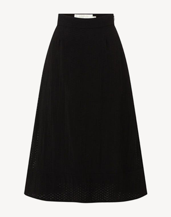 Millie Skirt Black Spot
