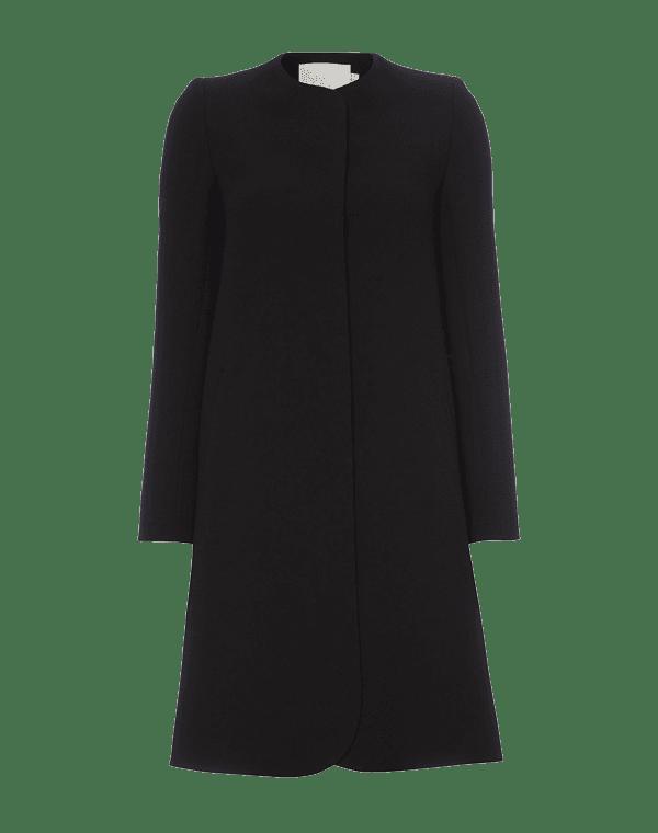 Redgrave Coat Black