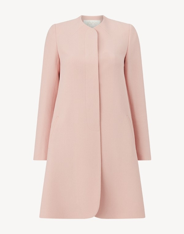 Redgrave Coat Tea Rose