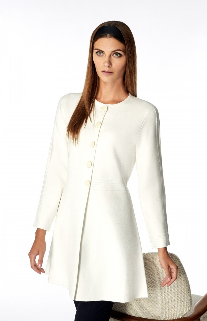 Janette Jacket White