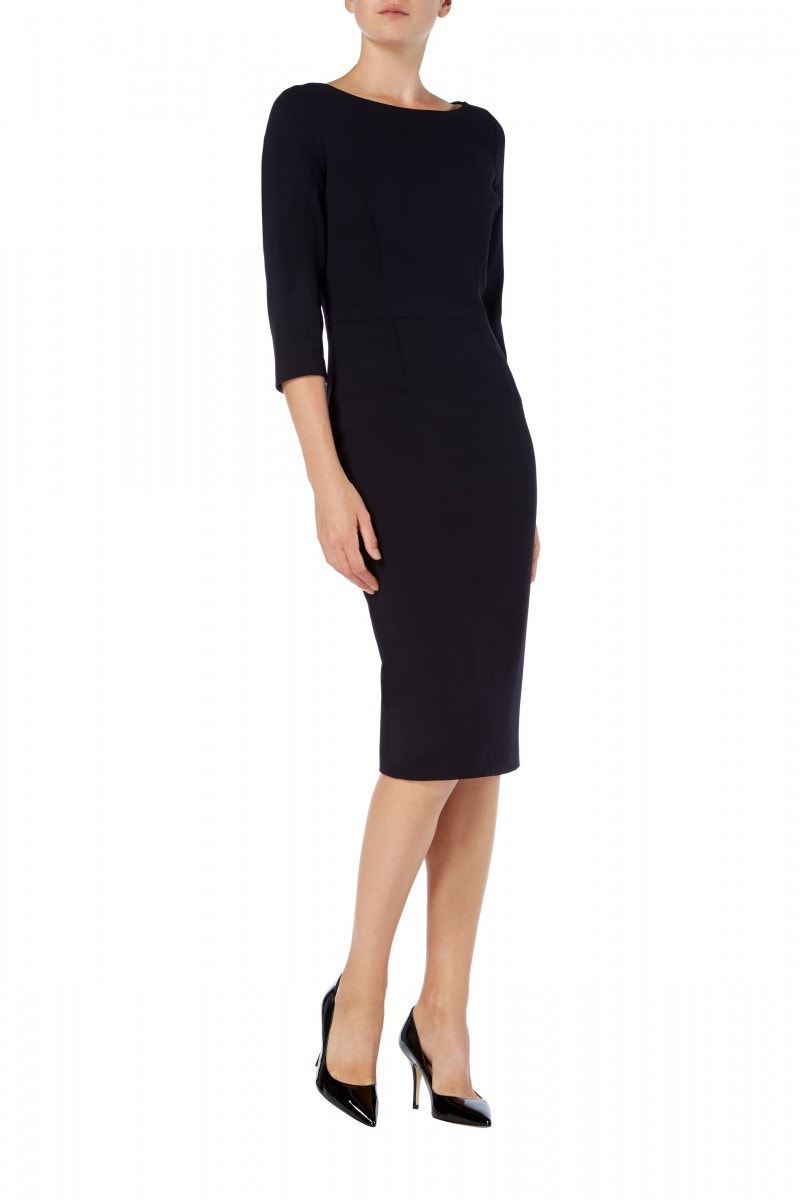 Venus Dress -  Dark Navy
