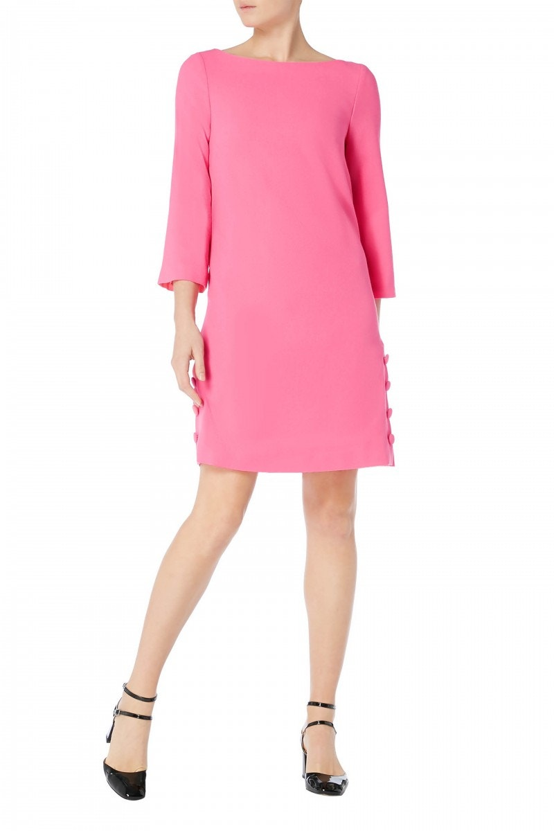 Harlow Dress Bubblegum