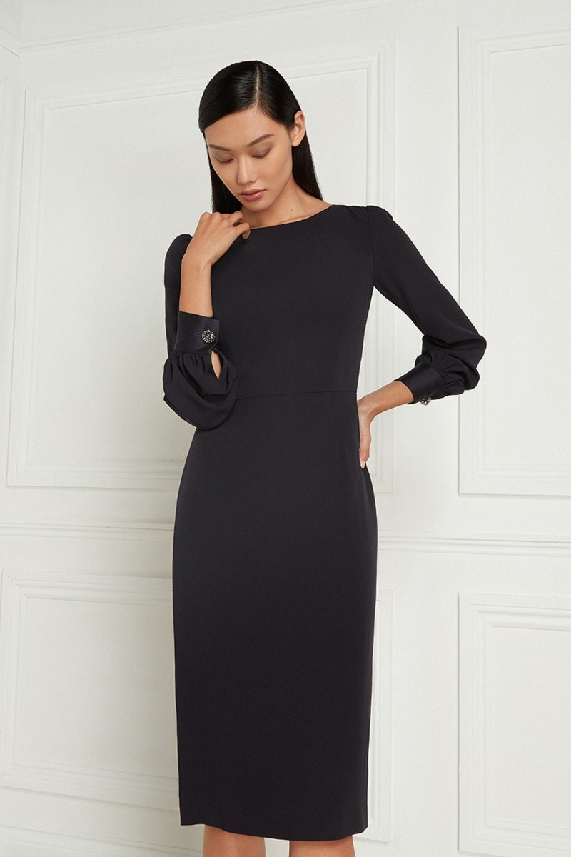 Harper Cady Dress Black