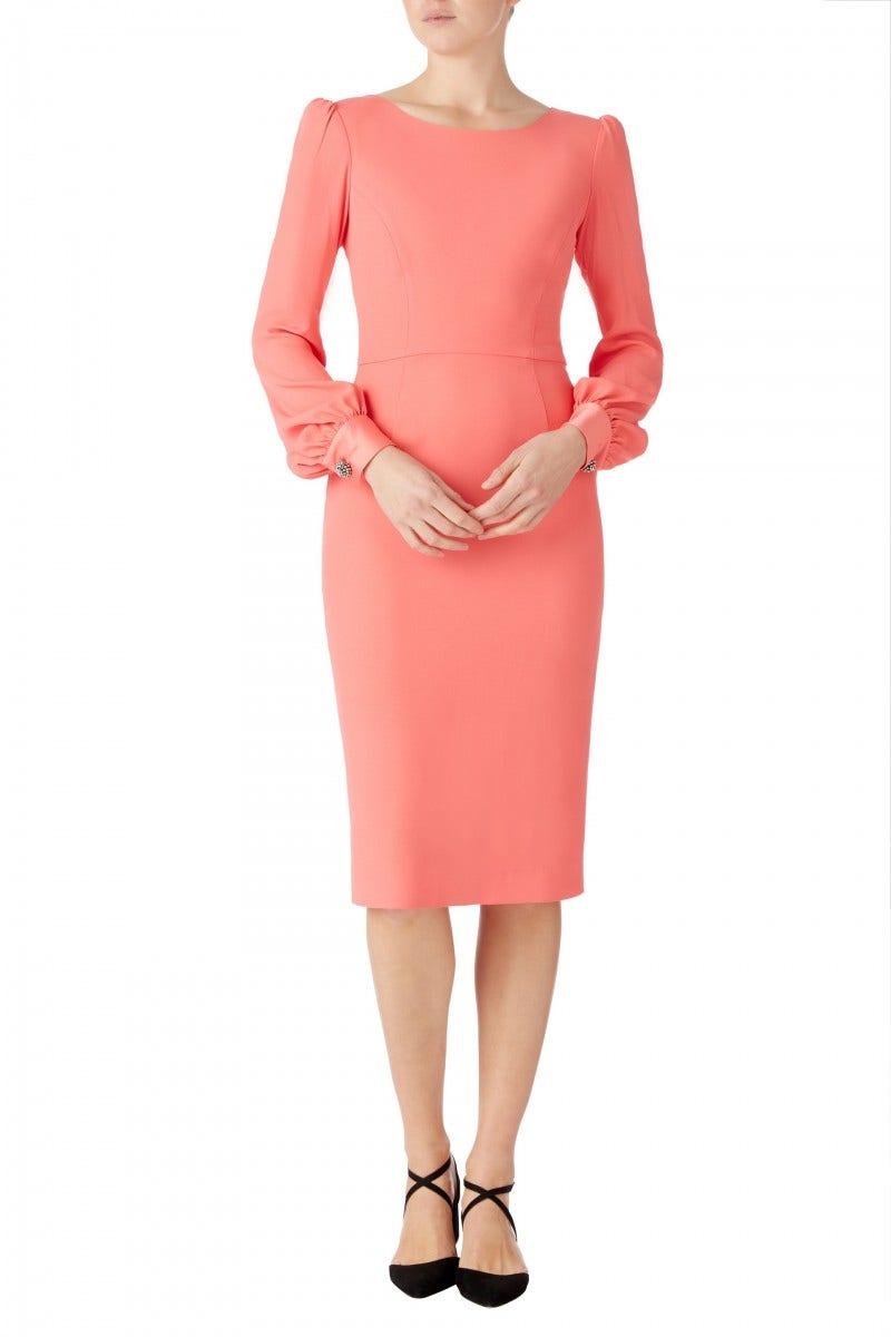 Harper Cady Dress Sunset
