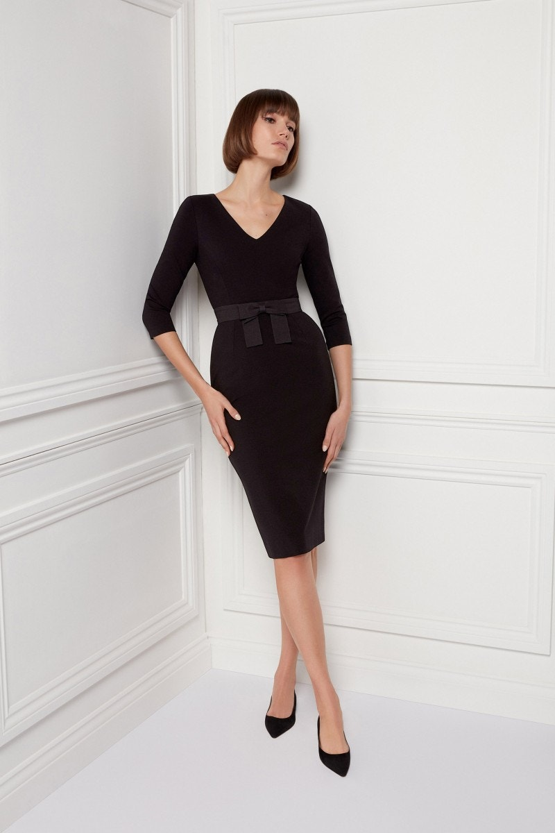 Ilana Dress Black