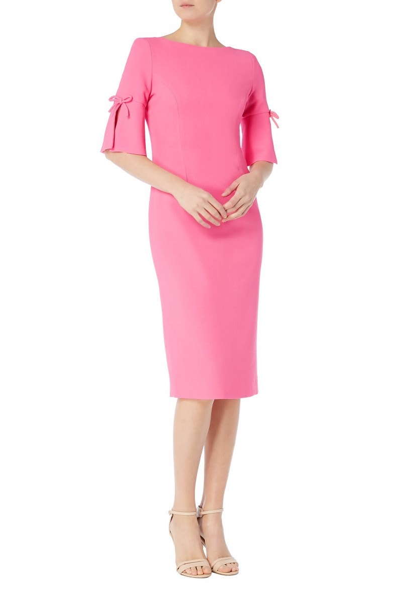 Ines Dress Bubblegum