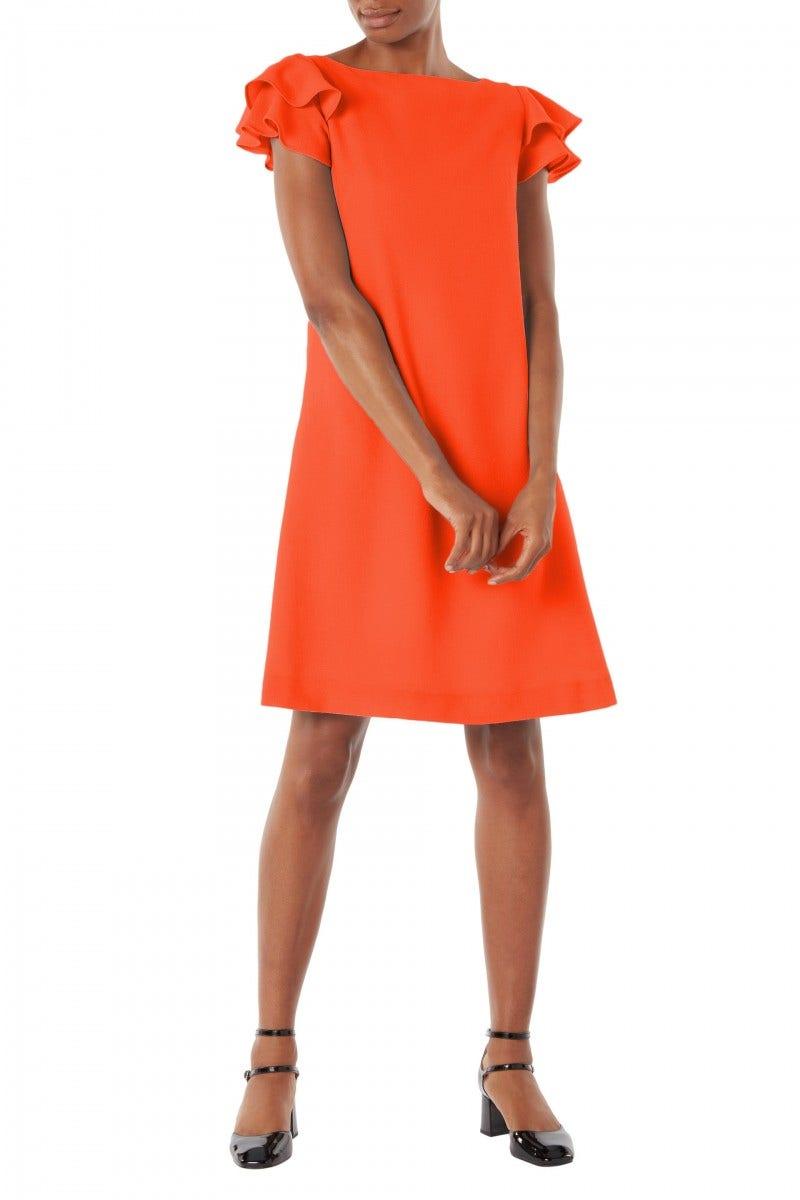 Kaia Dress Clementine