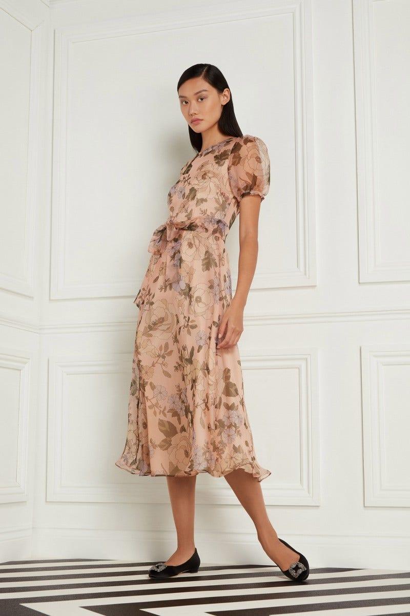 Larkin Dress Cameo Pink