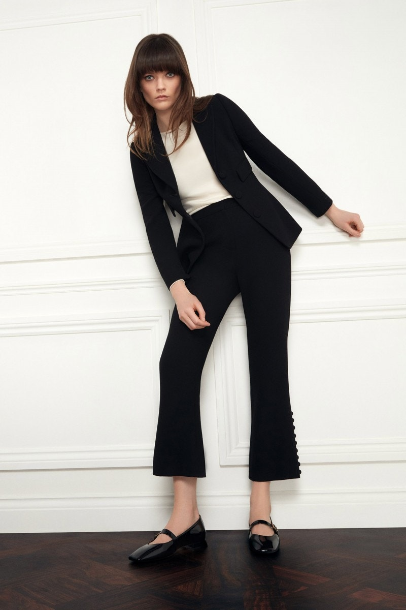 Monaco  Trousers Black