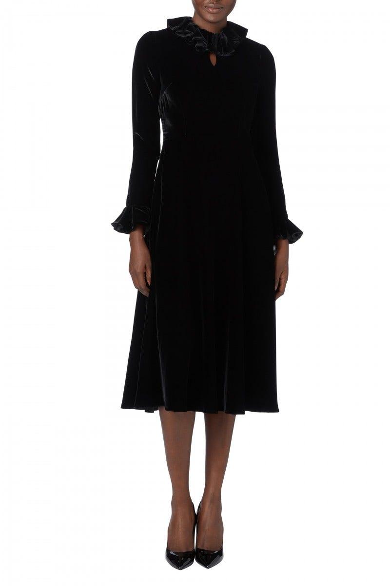 Margerie Dress Black