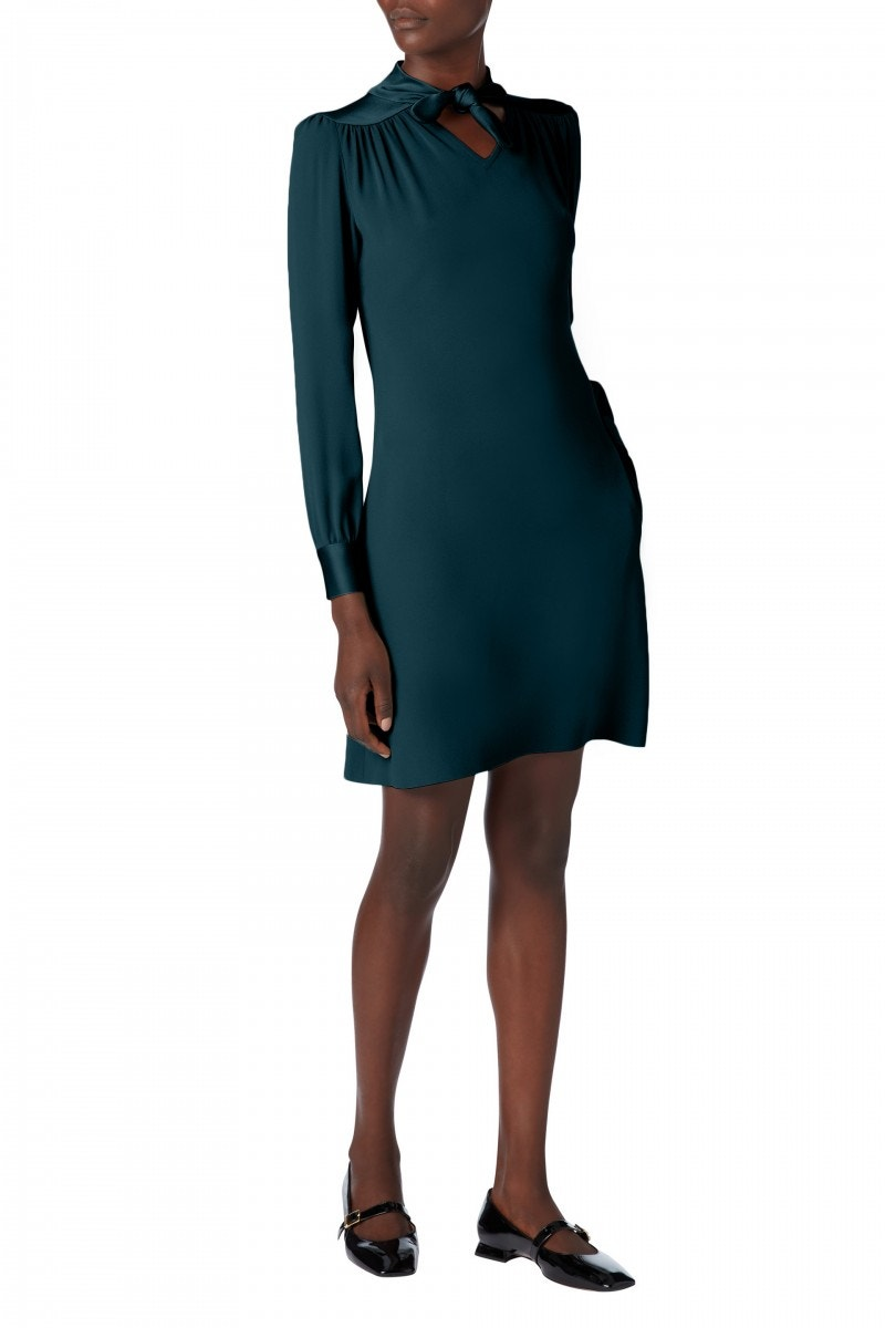 Marianne Dress Evergreen