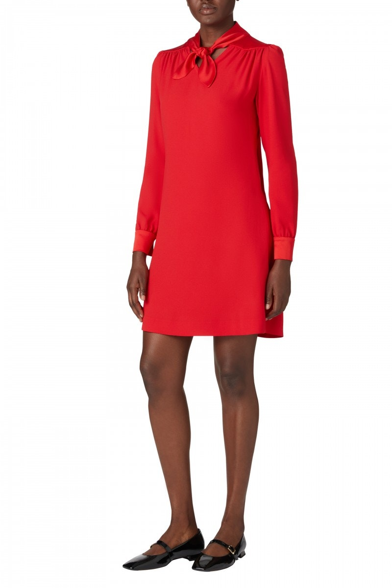 Marianne  Dress Red