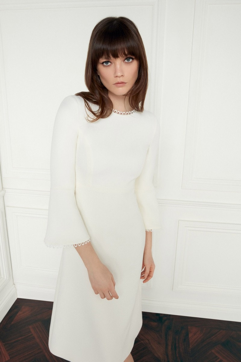 Melissa Dress Cream