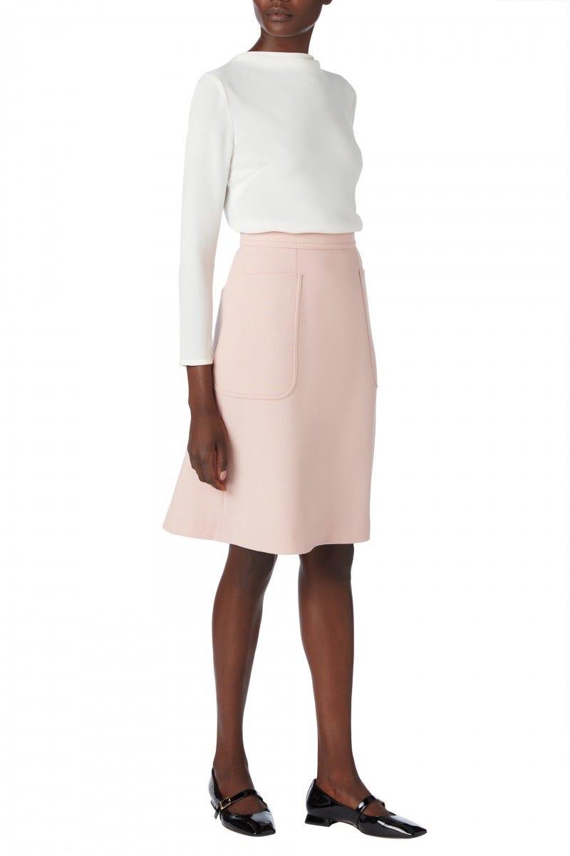 Mila Skirt Tea Rose