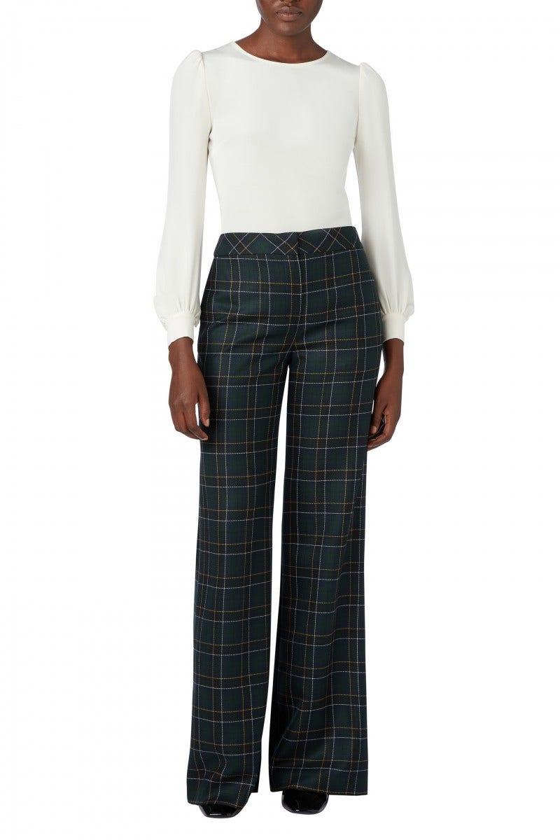 Miller Trousers Tartan