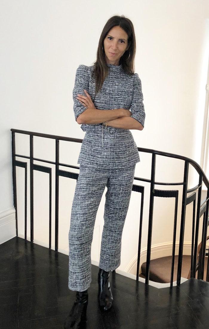 Goat Fashion, Jane Lewis Tweed