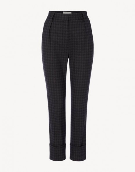 Cooper Trousers Grey Check