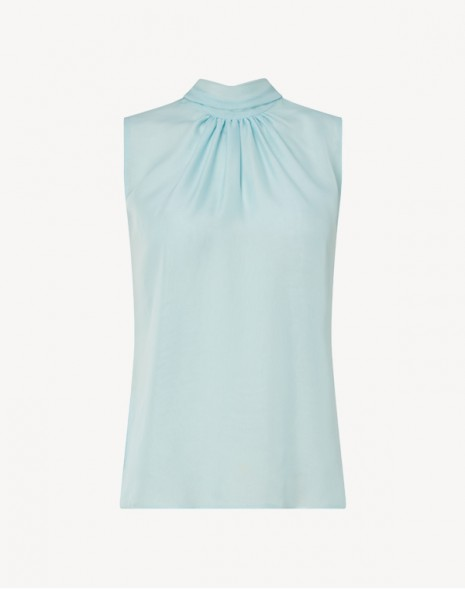 Divine Blouse Ice Blue
