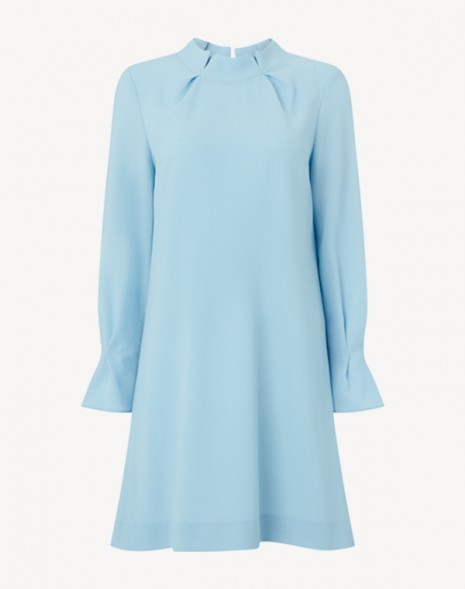 Elodie Dress Frost Blue