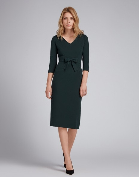 Ilana Dress Fern Green