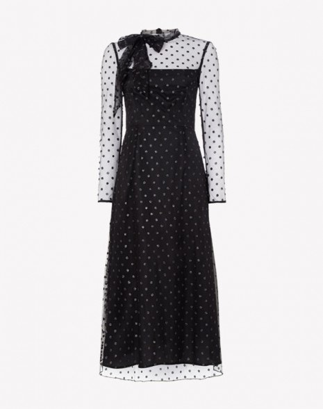 Ilchester Dress Black