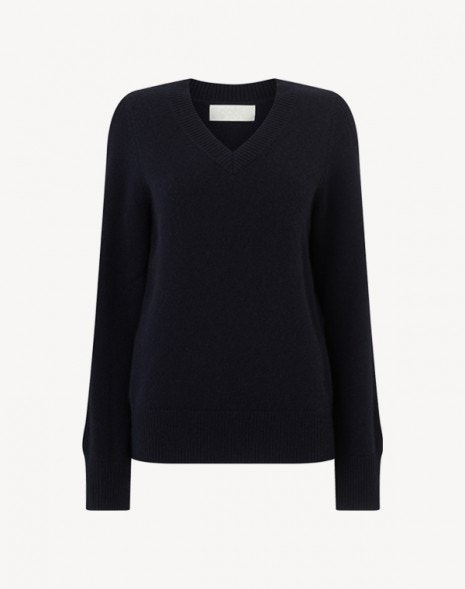 Kai Sweater Dark Navy