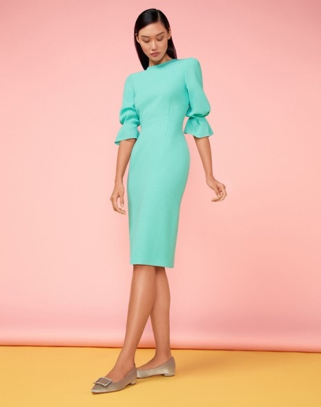 Karmine Dress Mint