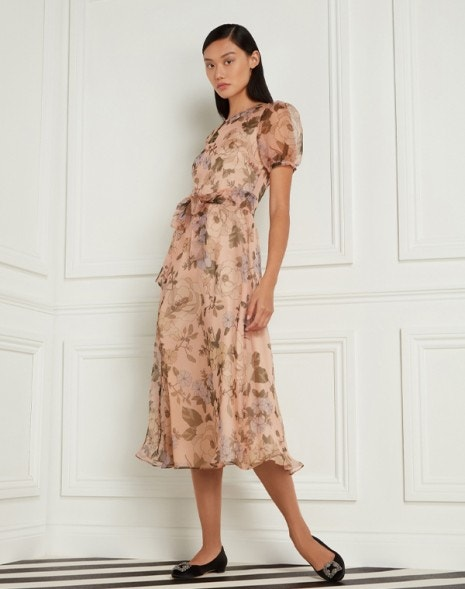 Larkin Dress Cameo Pink