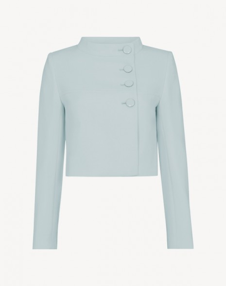 Lauren Jacket  Frost Blue