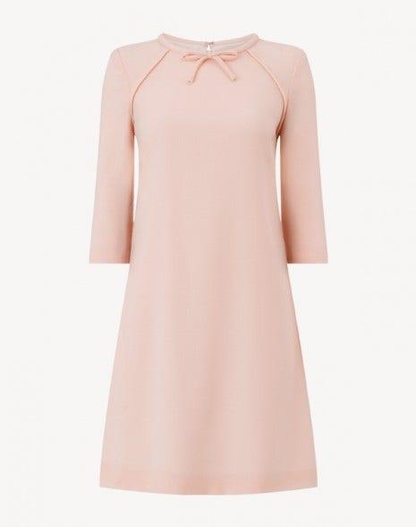 Mirabelle Dress Tea Rose