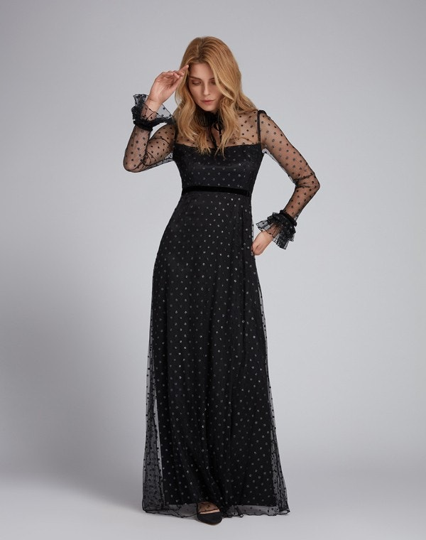 Giovanna Gown Black
