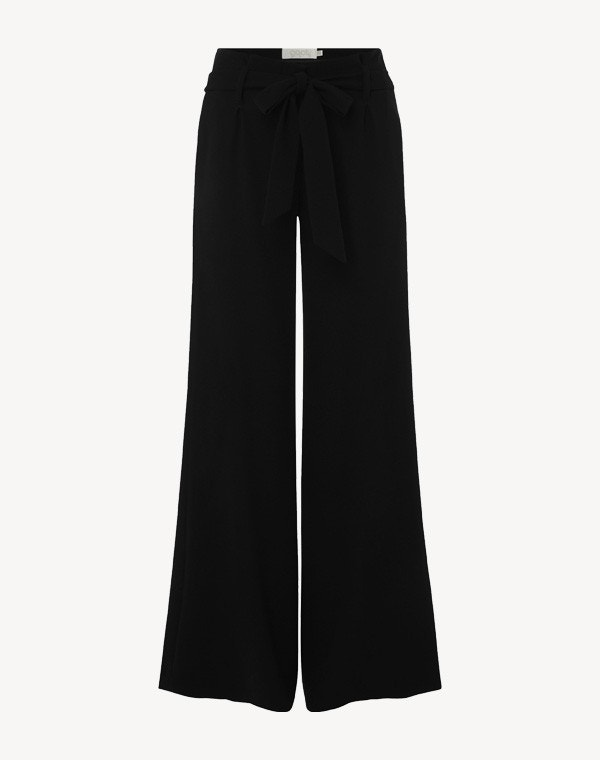 Handsome Trousers Black