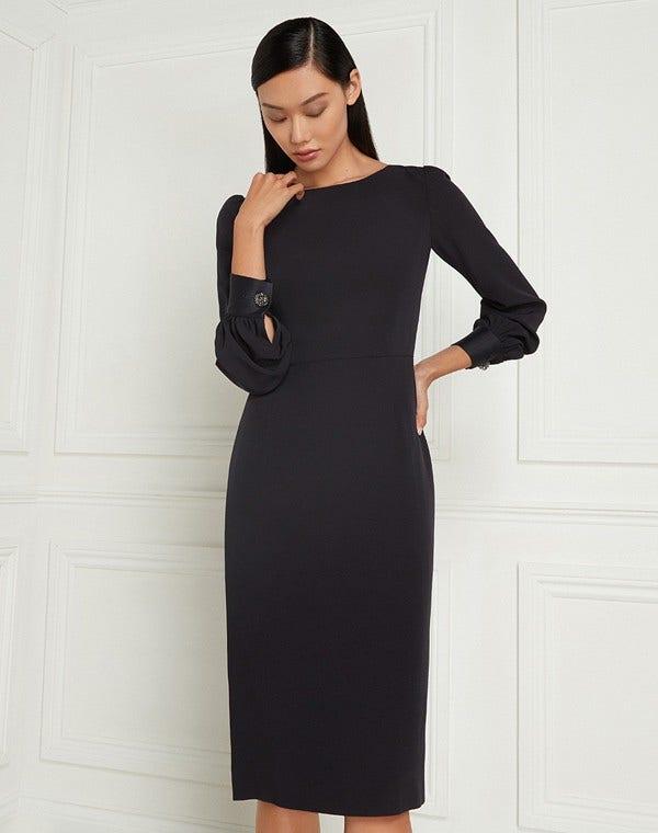 Harper Cady Dress Black