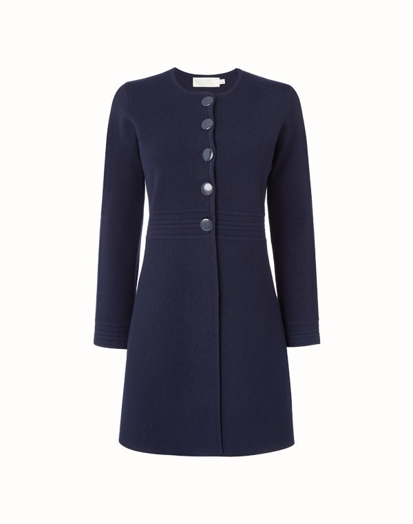 Janette Jacket Dark Navy