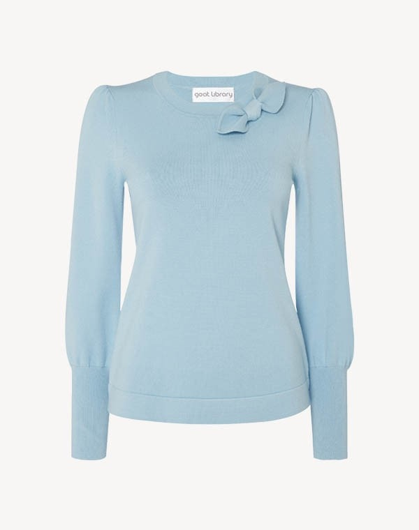 Joni Sweater Sky Blue