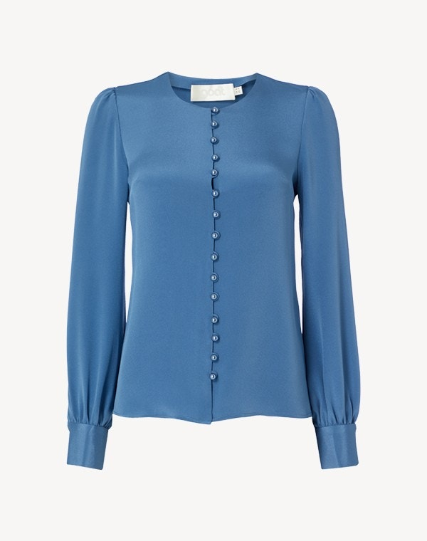 Jude Shirt Wedgewood Blue