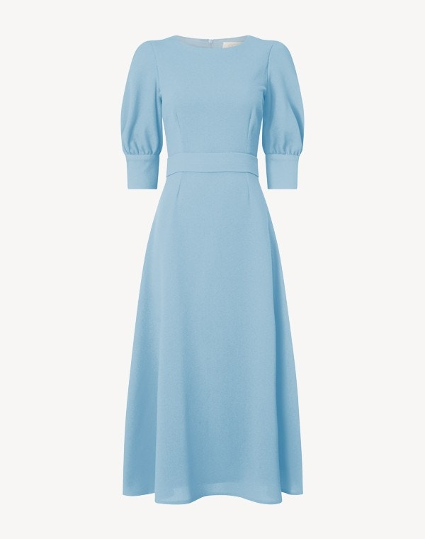 Kane Dress Ice Blue