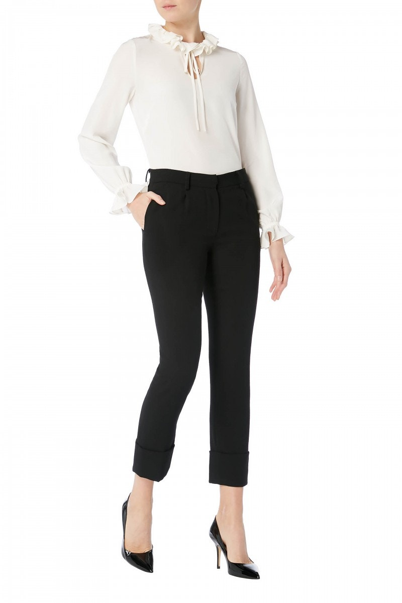 Cooper Trousers Black