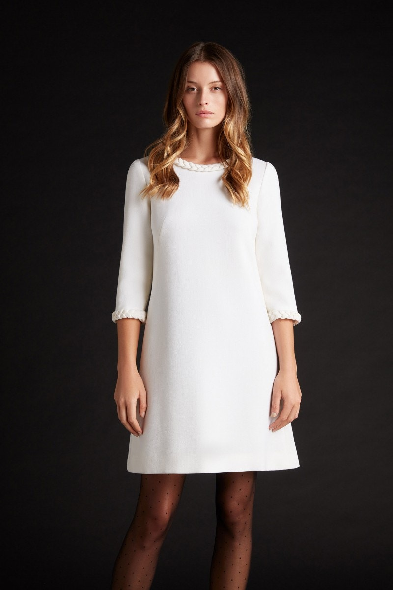 Erin Dress Cream