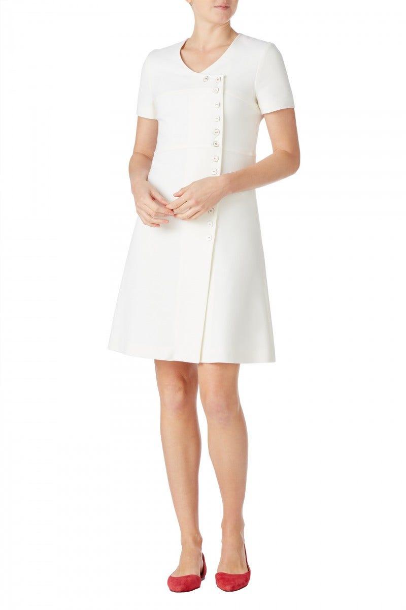 Lara Dress Cream