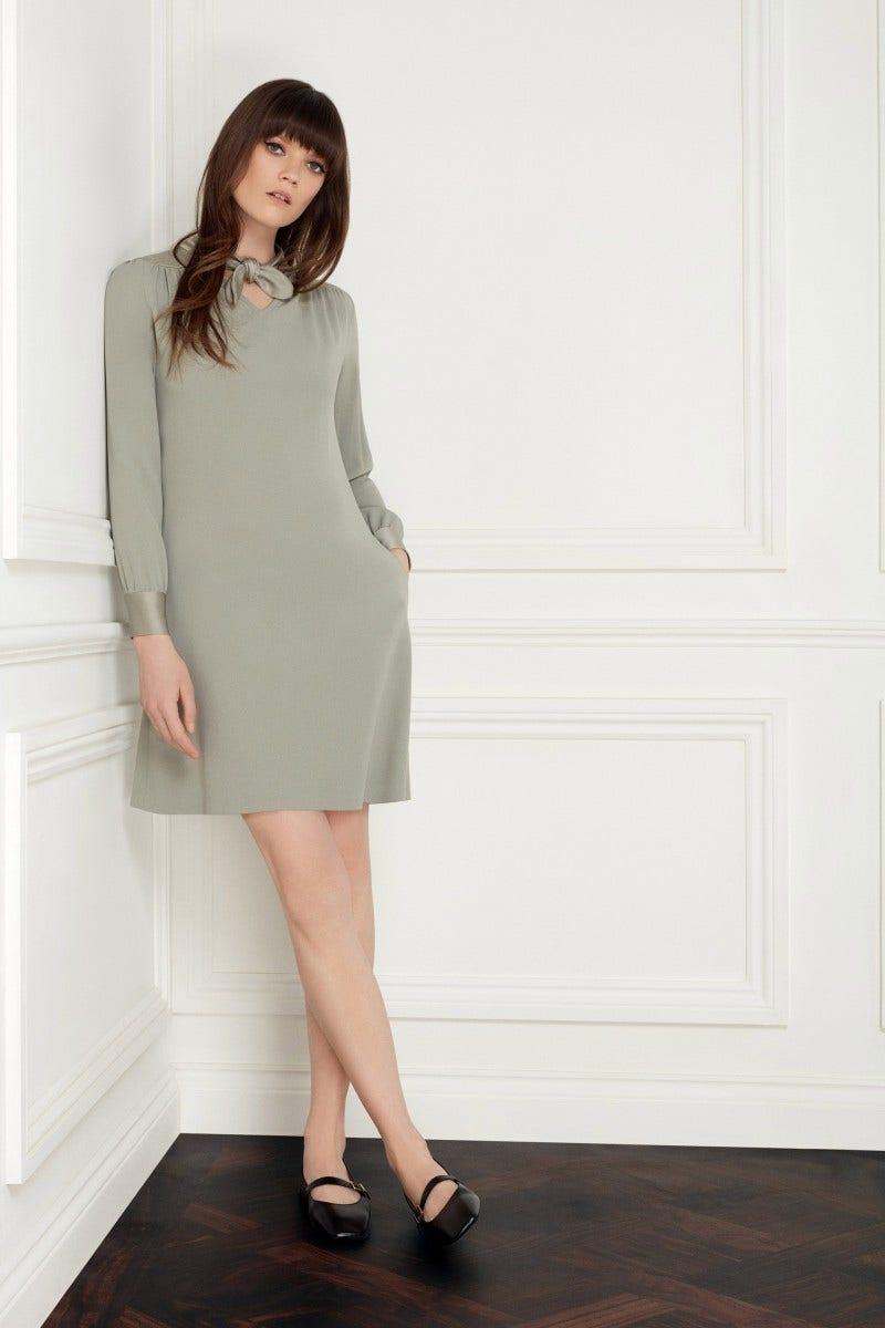 Marianne  Dress Sage
