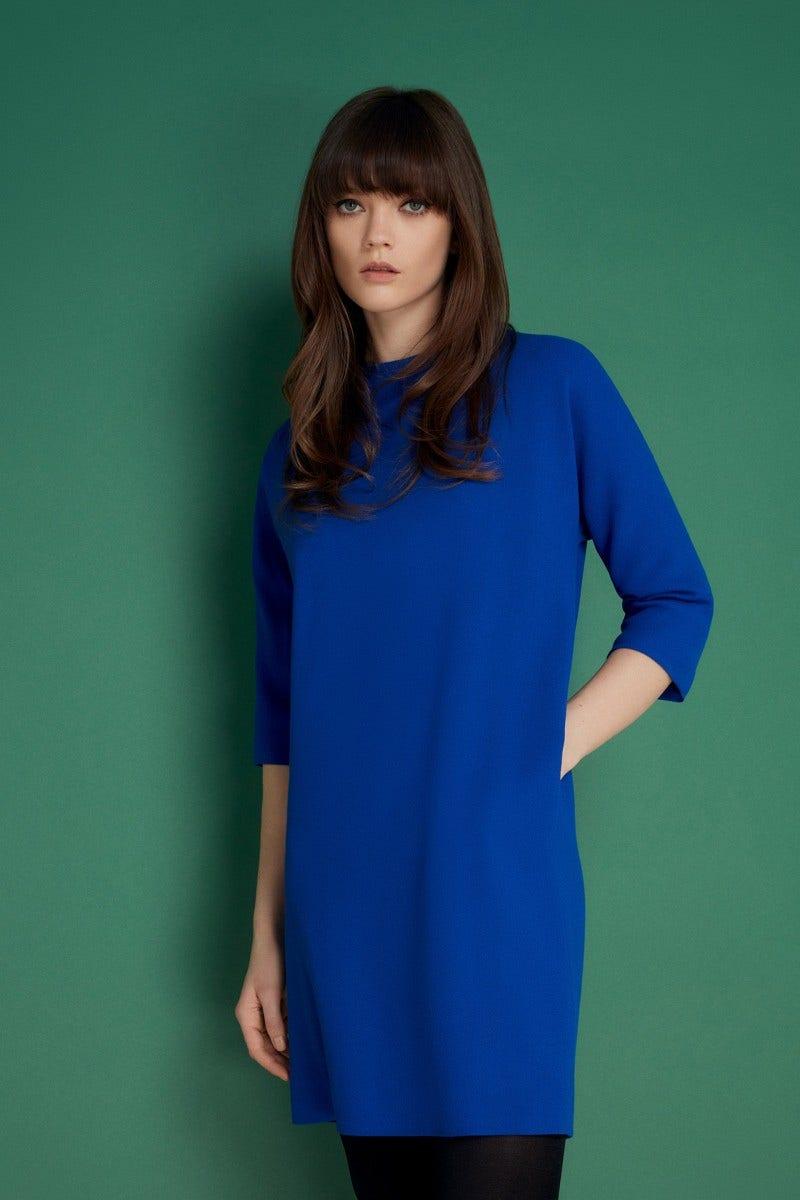 Miami Dress Regal Blue