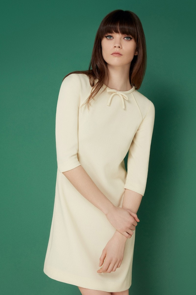 Mirabelle Dress Cornish Yellow